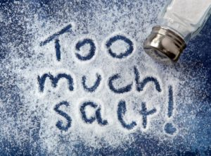 Reduce sodium in your dinner