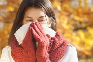 Triggers for winter asthma