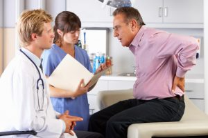 Back pain patients prefer pain relief over mobility