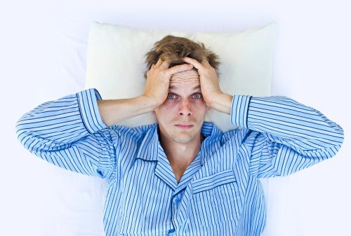 Link between sleep deprivation and epileptic seizures