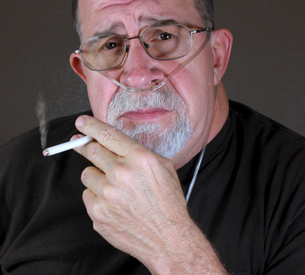 COPD and smoking behavior – study finds new genetic link to lung disease