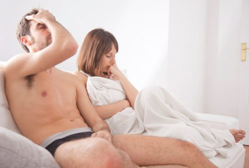 Warning signs of low testosterone