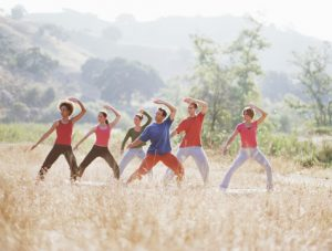 Tai Chi improves physical capacity in certain chronic conditions