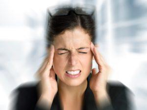 Cluster headache versus migraine headache