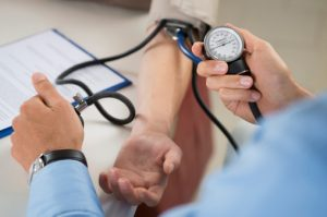 Blood pressure out of control?