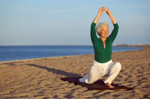 Yoga eases arthritis symptoms, improves energy and mood