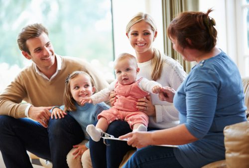 Parental anxiety disorder, breaking the parent-child anxiety cycle with family intervention