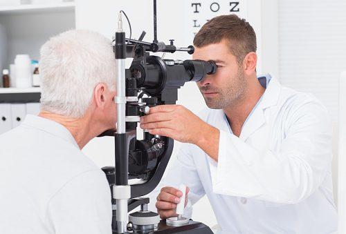 Diabetic retinopathy symptoms