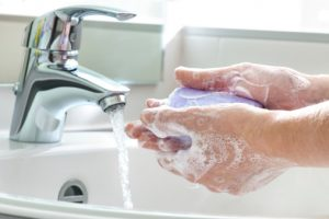 Triclosan antibacterial soaps no better than plain soap to fight germs