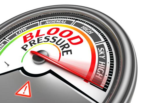 Seniors and high blood pressure