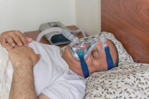 Depression in adults reduced with CPAP therapy for sleep apnea