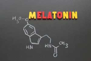 Effects of melatonin on sleep