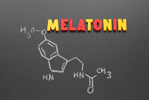 Effects of melatonin on sleep
