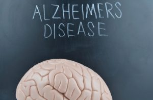 Alzheimer's disease progress influenced by brain-blood barrier disruption
