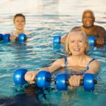 Exercise improves arthritis