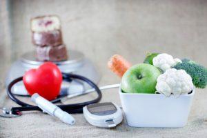 Lower blood sugar using liver