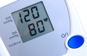 The blood pressure reading you should aim for…