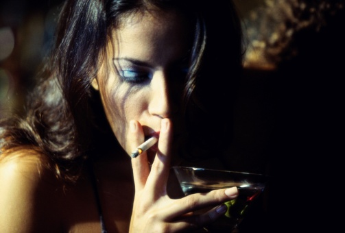 Link between smoking and alcohol consumption explained