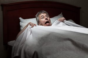 Sleep paralysis: Causes, symptoms and how to cope