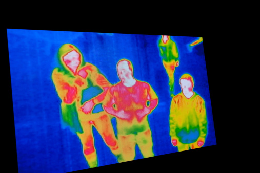 Infrared thermography (IRT) detects joint inflammation, improves work ergonomics