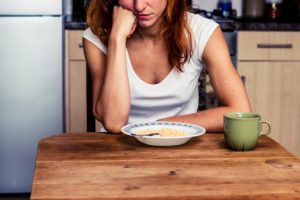 foods that trigger depression