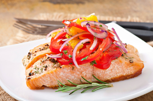 Mediterranean diet has been shown to reduce brain cell loss in old age