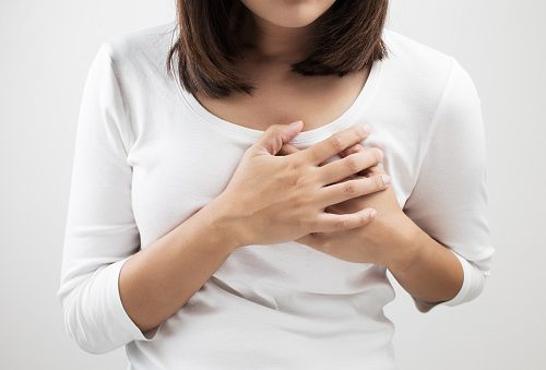 Causes and symptoms of silent heart attack