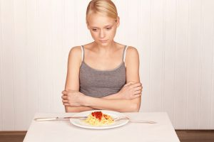 Anorexia nervosa gut bacteria different due to eating disorder