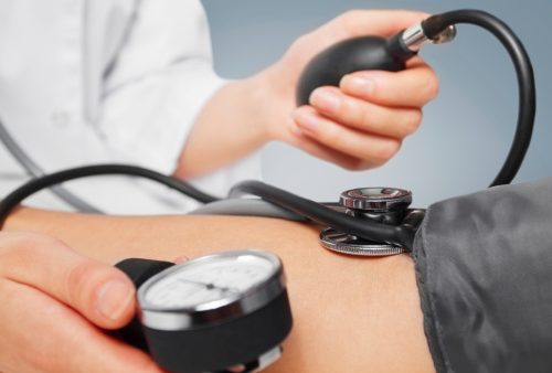 Low blood pressure in Parkinson's disease