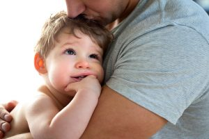 Low testosterone affects men's parenting