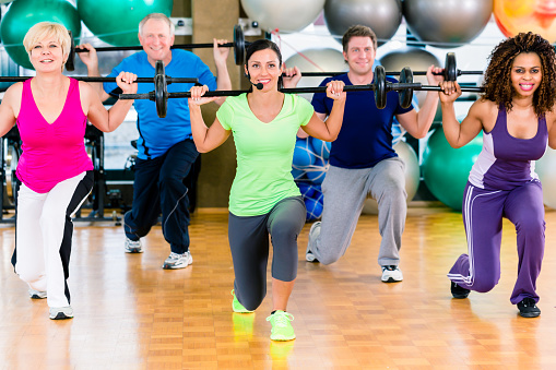 Bone density improves 8% with low-weight, high-repetition exercise
