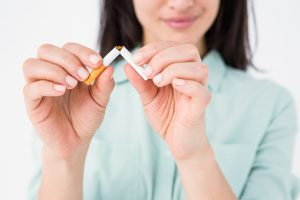 Smoking cessation drug initially more effective on women