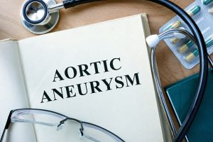 Abdominal aortic aneurysm treatment improved using virtual reality images