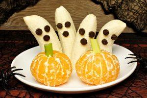Tips to serve healthier Halloween treats