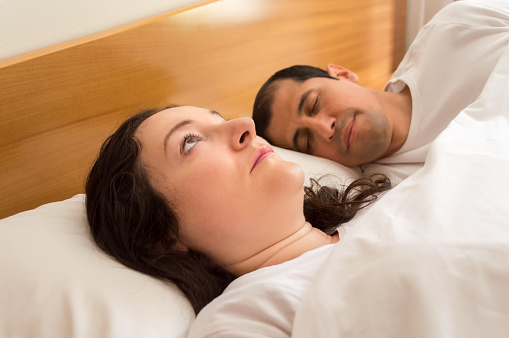 Insomnia risk in women higher during perimenopause: Study