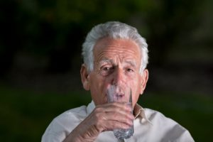 Routine blood work could determine dehydration in older adults