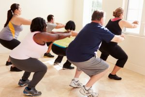 Those at risk for type 2 diabetes must exercise more intensely for prevention