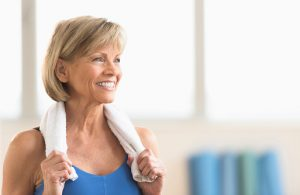 In postmenopausal women, even light physical activities effective against weight gain