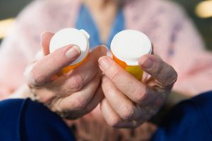 Use of antipsychotic drugs increases with age