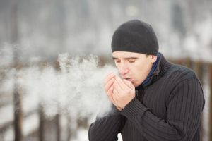 Asthma in winter: Cold weather can trigger asthma attacks, seasonal allergies