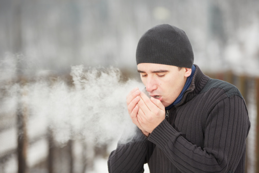 Body's cold 'sensor' could represent a new treatment for frostbite and hypothermia