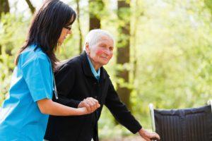 Vascular dementia memory loss due to major stroke, multiple smaller strokes
