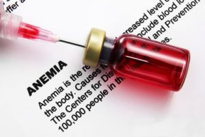 Previous study links anemia with greater risk of death in heart disease patients