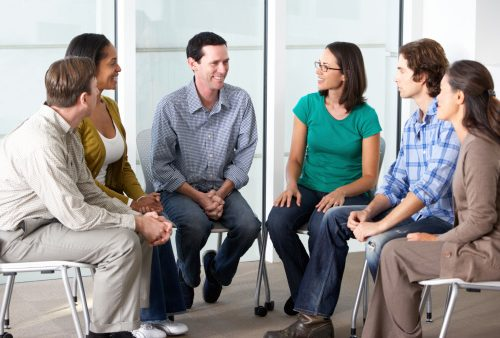 Group therapy effectively promotes cardiovascular health