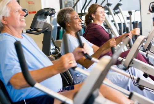 Exercise later in life reduces heart failure risk