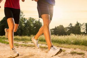 Strong legs keep the brain strong to fight aging