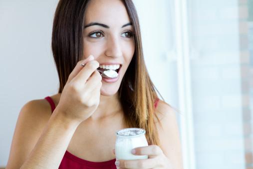 Vanilla yogurt promotes happiness