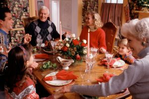 Thanksgiving, social anxiety disorder and depression; overcoming holiday season stress
