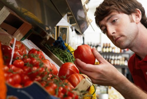 Cancer-fighting component found in tomatoes