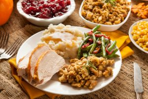 Burn off Thanksgiving calories for a healthier holiday season